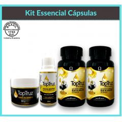 Kit Essencial Cápsulas