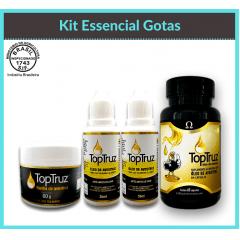 Kit Essencial Gotas